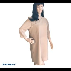 Moon Brand Creamy Fully Lined Dress